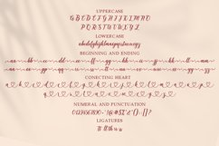 My Dream - Lovely Script Font Product Image 7