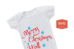 Merry Christmas Y'all Xmas printing files PNG Product Image 2