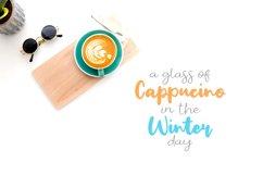 Winter Dream Trio Font Product Image 4