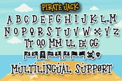 Pirate Jack Webfont - Unique Costume Theme & Display Font Product Image 4