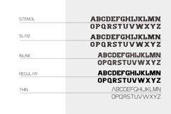 Hantam Font Product Image 3