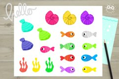 Fish Tank Clipart Product Image 2