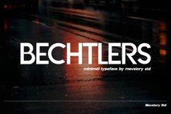 Bechtlers Sans Serif Product Image 6