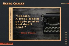Retro Chalet Product Image 4