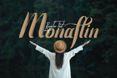Monaflin Regular Font Product Image 6
