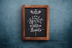 Chalk Lettering Set, Vector Product Image 5