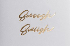 Holly Wings Calligraphic Font Product Image 4