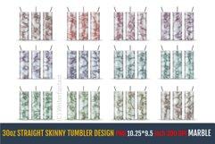 30oz STRAIGHT Skinny Tumbler Sublimation, Templates. Product Image 5