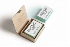 Skinny, condensed serif font, Minty March Product Image 3