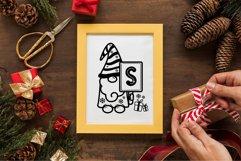 Monogram Winter Gnome Product Image 2