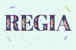 Regia Font Product Image 1