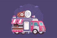Street Food Trucks and Vans Product Image 3