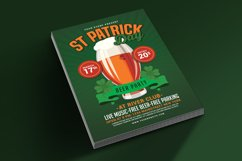 St Patricks Day Beer Party Flyer Product Image 2