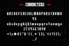 Black Krystal Font Product Image 4