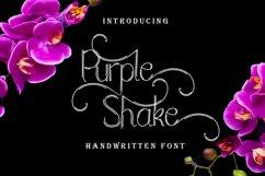 Purple Shake Product Image 1