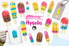 Popsicles  graphics and illustrations Product Image 1