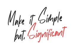 Hysterical   Brush Font Product Image 6
