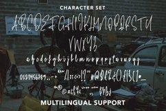 Web Font RoulettesSignature - Handwritten Font Product Image 6