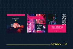 Urbanix - Post & Stories Instagram Template Product Image 6