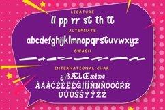 Hattrick Fun Children Typeface Product Image 5