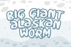 Wormmy Font Product Image 2