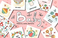 Baby cute vector collection Product Image 1