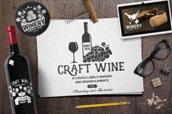Craft Wine Templates Product Image 1