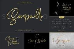LUXURY & BEAUTY Handwritten Font Bundle Product Image 4