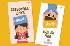 Super Kids - Playful Display Font Product Image 4
