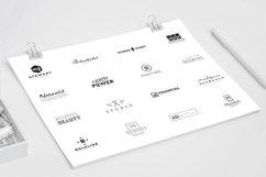 120 Minimal Branding Logo Pack Product Image 3