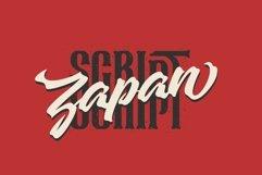 Zapan Font Script Product Image 1