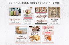 Pinterest Templates for Canva | Pin Templates | Pink & Grey Product Image 6