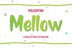 Mellow Product Image 1