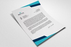 Professional Business Letterheads Product Image 2