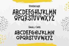 Jonks - A Brush Display Font Product Image 5