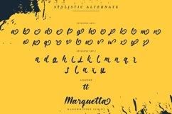 Marquetta Handwritten Font Product Image 6