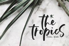 The Coast - Handwritten Script Font with Extras Product Image 3