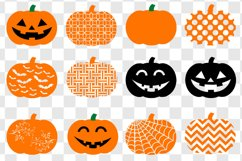 Pumpkin SVG Bundle - Pumpkin Clip Art Product Image 2