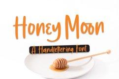 Honey Moon - Handlettering Font Product Image 1