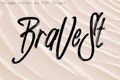 BraVeSt Brush Script Product Image 1