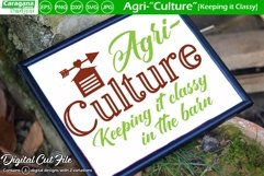 "Agri-""Culture"" - Keeping it Classy Product Image 6"