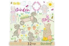 Gardening Clipart Product Image 1
