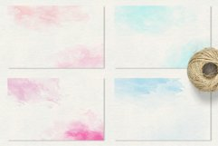 Vector Watercolor texture Product Image 6
