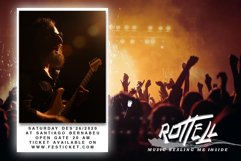 Chicago Rockers - WEB FONT Product Image 3