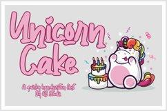 Unicorn Cake Product Image 1
