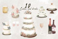 Wedding map creator watercolor Product Image 8