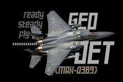 Battlefly Geometric Boxy Typeface Product Image 6
