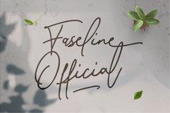Renissa Signature Font Product Image 4