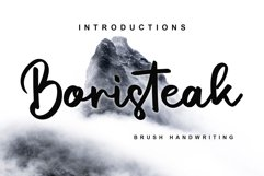 Boristeak Product Image 1