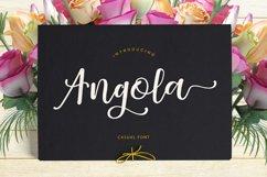 Angola Script Product Image 1